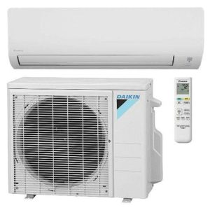 Daikin FTK-RK 9,000 BTU 19 SEER Ductless Mini Split Air Conditioning System