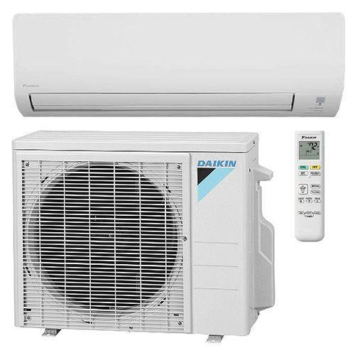 Daikin FTK-RK 9,000 BTU 19 SEER Ductless Mini Split Air Conditioning System