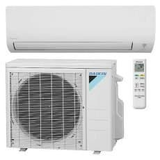 Daikin FTXS-RXS 9,000 BTU 24.5 SEER Ductless Mini Split Heat Pump System