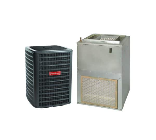 Goodman 1.5 Ton 14 SEER Air Conditioner R410A Split System