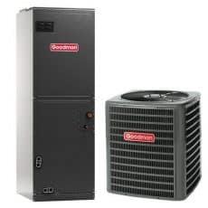 Goodman 2.5 Ton 14 SEER Air Conditioner Split System R410A Refrigerant