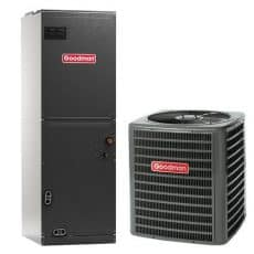 Goodman 2 Ton 16 SEER Air Conditioner R410A Refrigerant Split System