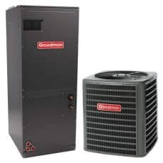 Goodman 2 Ton 16 SEER Air Conditioner Split System R410A Refrigerant